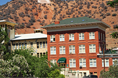 Gym Club Suites, Bisbee, AZ