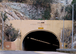 Mule Pass Tunnel, Bisbee, AZ