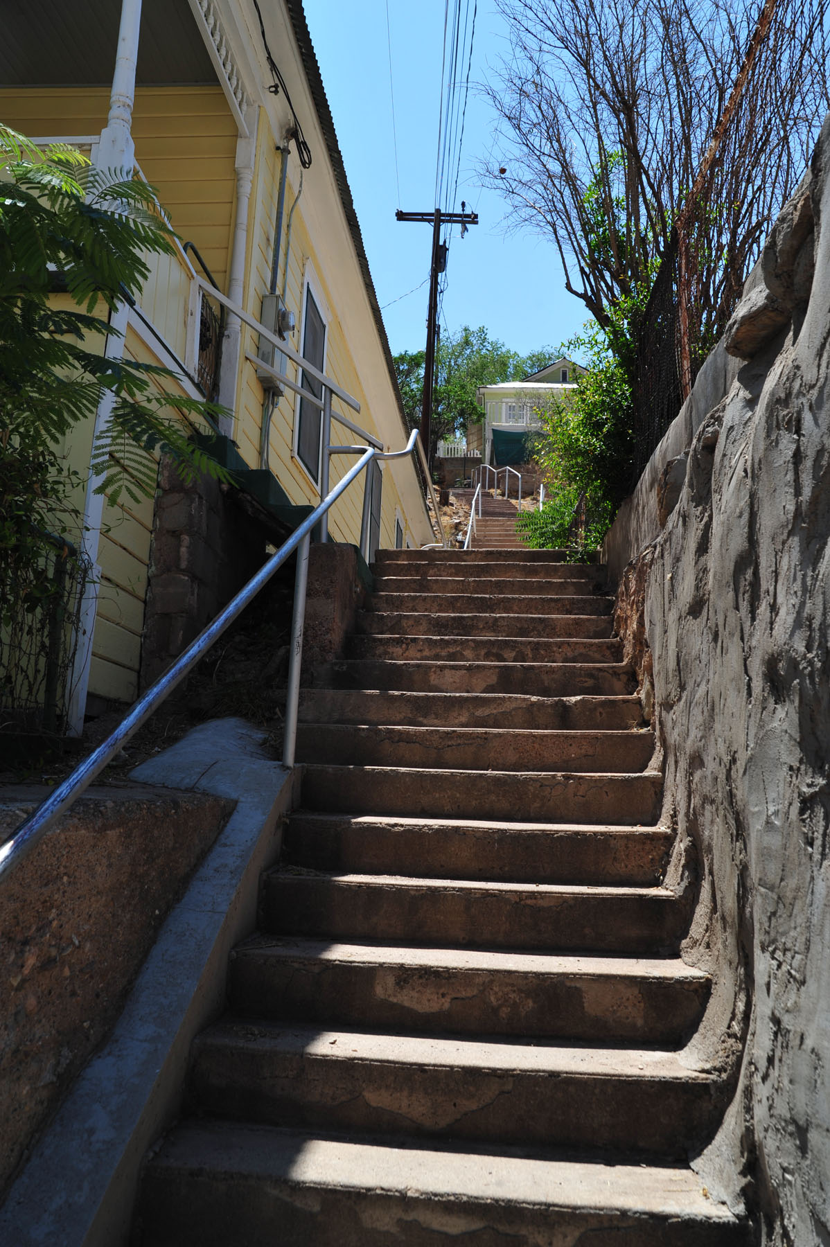Bisbee 1000 The Great Stairclimb Fundraiser Review